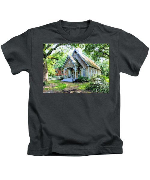 Feel At Ease Kids T-Shirt