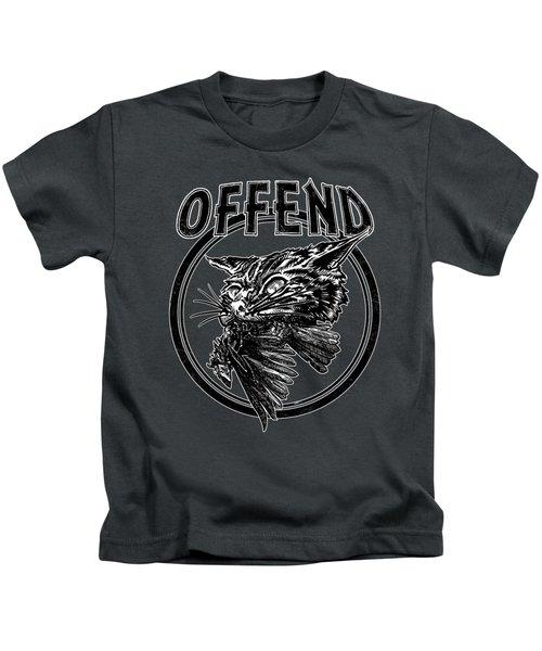 Felis Offend Kids T-Shirt