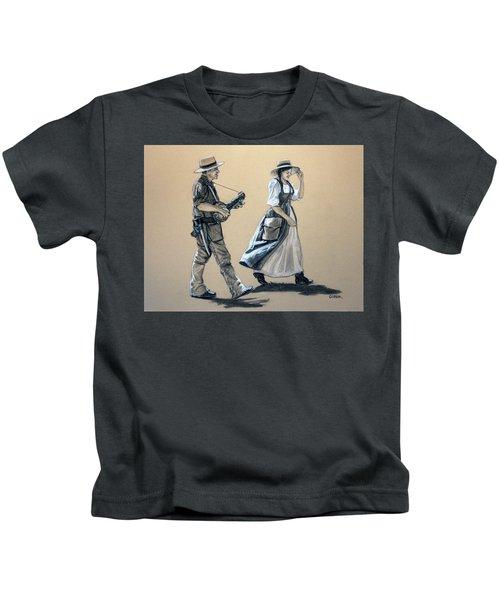Fiddler's Daughter Kids T-Shirt