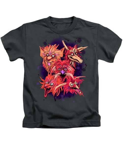 Fire Gang Kids T-Shirt