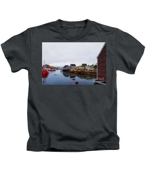 Fish Shacks  Kids T-Shirt
