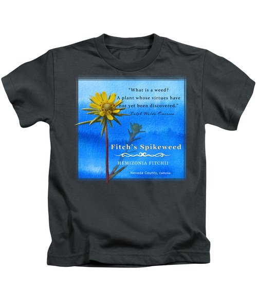 Fitch's Spikeweed Kids T-Shirt