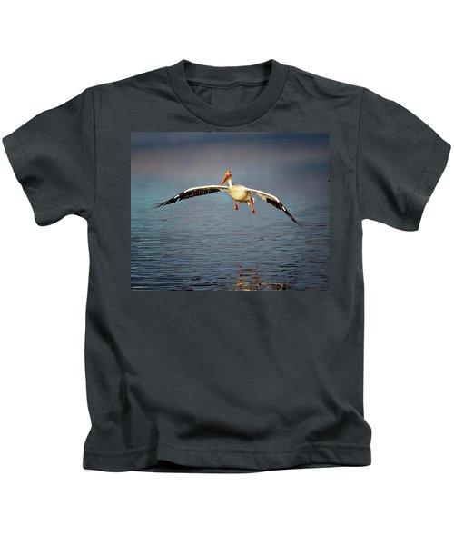 Flaps Down Kids T-Shirt