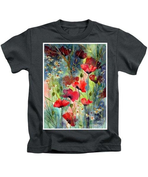 Floral Abracadabra Kids T-Shirt