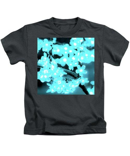 Flower Lights 3 Kids T-Shirt