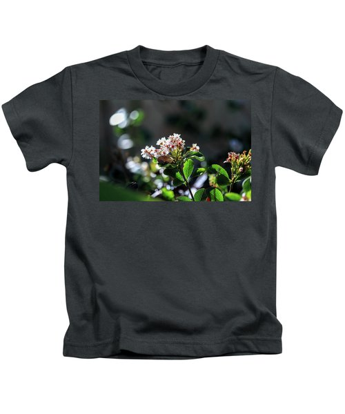 Beautiful Blooms Kids T-Shirt