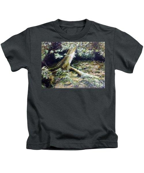 Forest Edge Kids T-Shirt