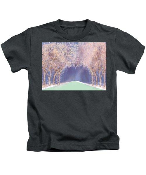 Forest Of Autumn Kids T-Shirt