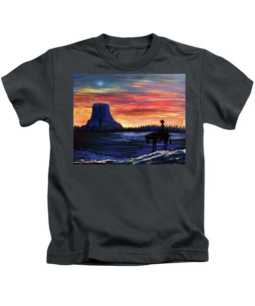 Forever West Kids T-Shirt