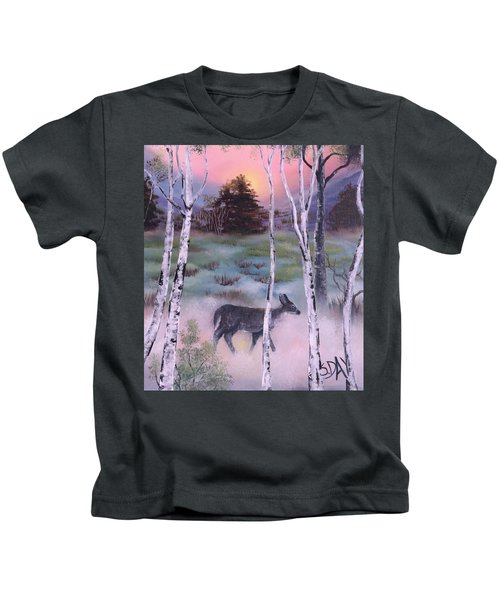 Gentle Mist Kids T-Shirt