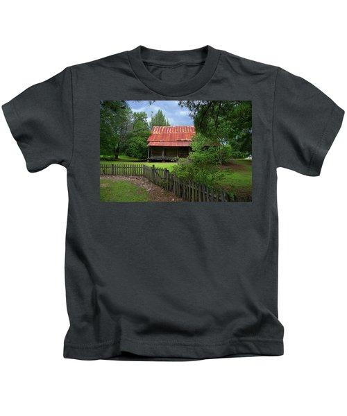 Georgia On My Mind Kids T-Shirt