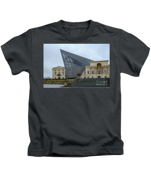 German Military History Museum Kids T-Shirt
