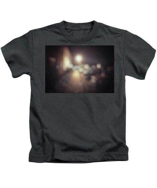 ghosts III Kids T-Shirt