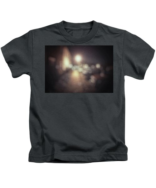ghosts III Kids T-Shirt