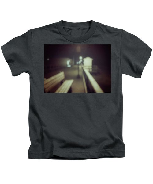 ghosts IV Kids T-Shirt