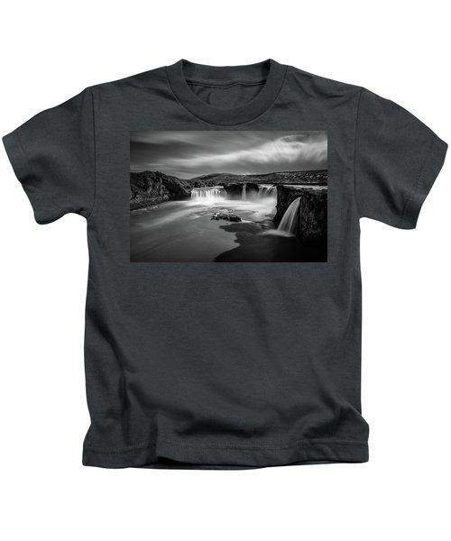 Godafoss Kids T-Shirt