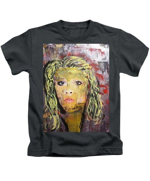 Gold Dust Woman Kids T-Shirt