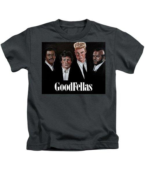 Goodfellas - Champions Edition Kids T-Shirt