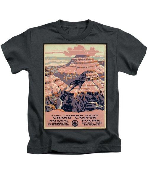 Grand Canyon National Park Kids T-Shirt