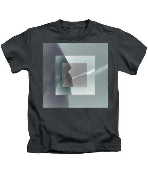 Green Gehry Kids T-Shirt
