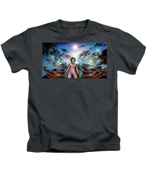 Guarding The Monolith Kids T-Shirt