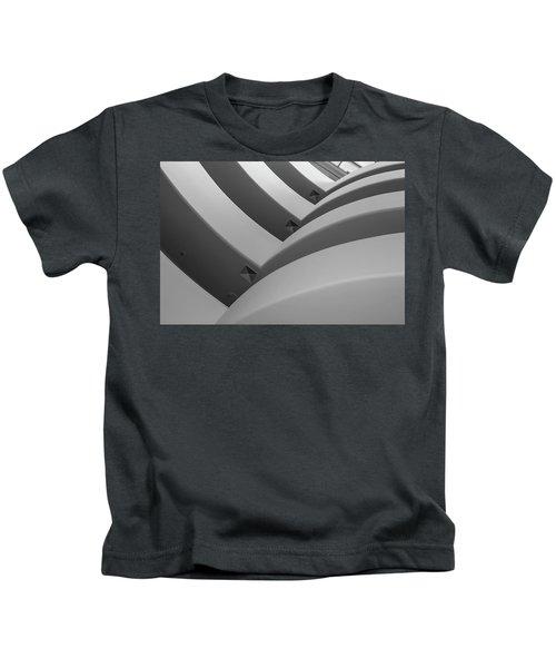 Guggenheim_museum Kids T-Shirt