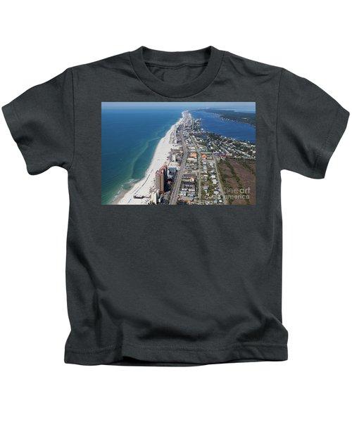 Gulf Shores 7124n Kids T-Shirt