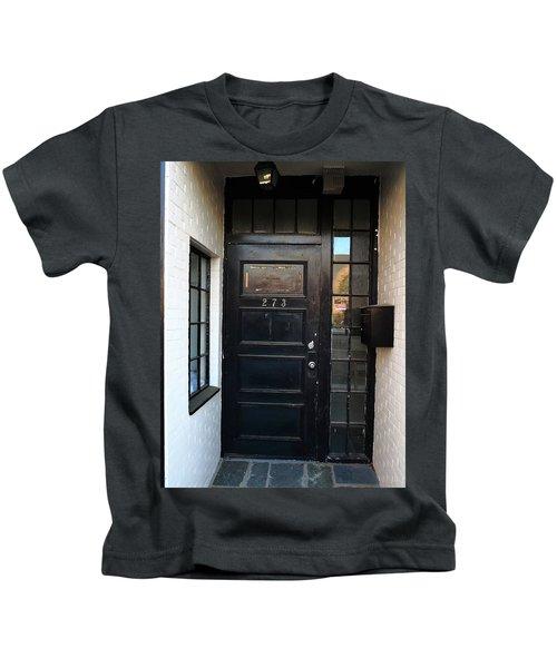 Hackensack, Nj -  Black Door 2018 Kids T-Shirt
