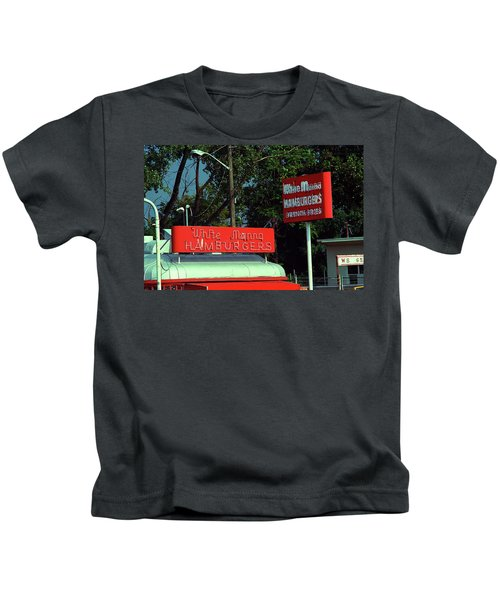 Hackensack, Nj -  Burger Joint 2018 #4 Kids T-Shirt