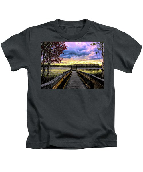 Hammond Lake Kids T-Shirt