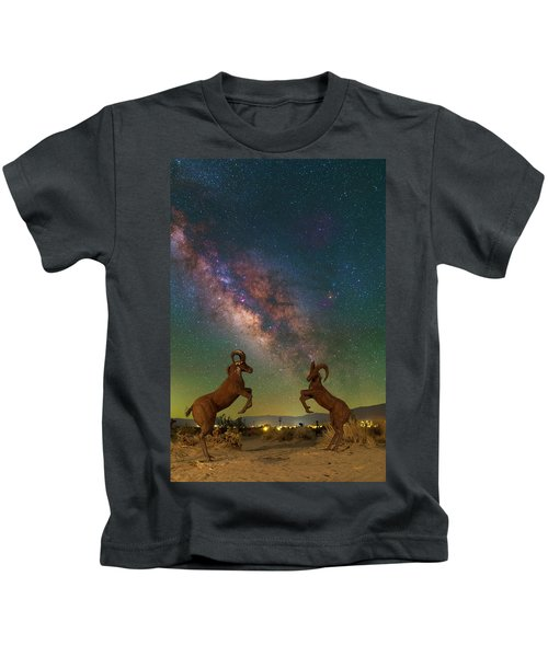 Head To Head With The Galaxy Kids T-Shirt