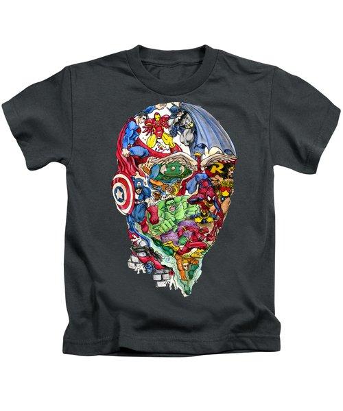 Heroic Mind Kids T-Shirt
