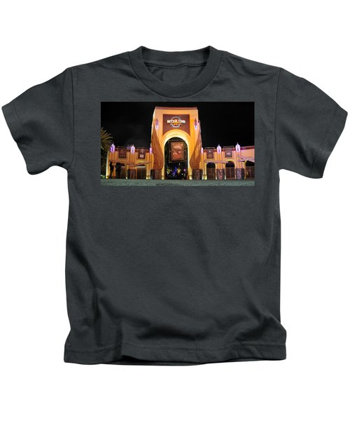 Hhn 22 Orlando Front Gate  Kids T-Shirt