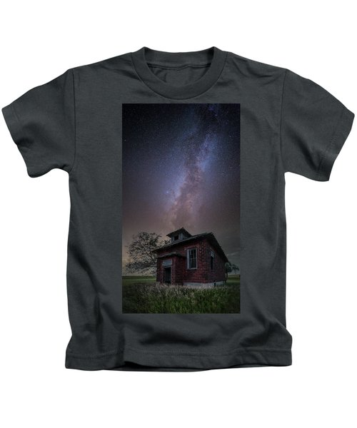 Higher Education  Kids T-Shirt