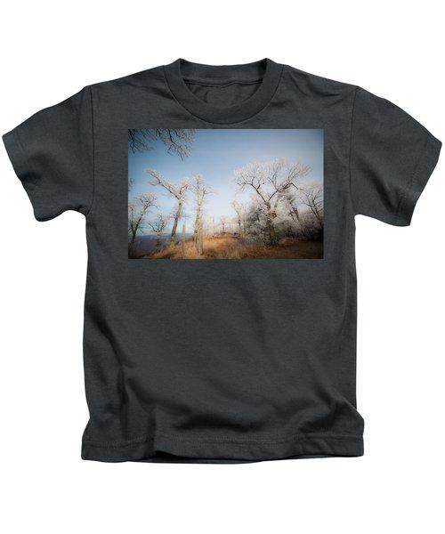 Hilltop Hoarfrost Kids T-Shirt