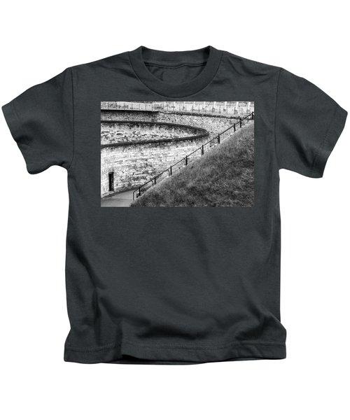 Lincoln Castle Kids T-Shirt