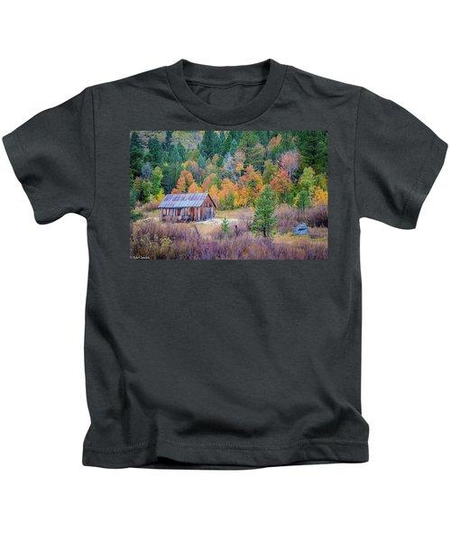Hope Valley Cabin Kids T-Shirt