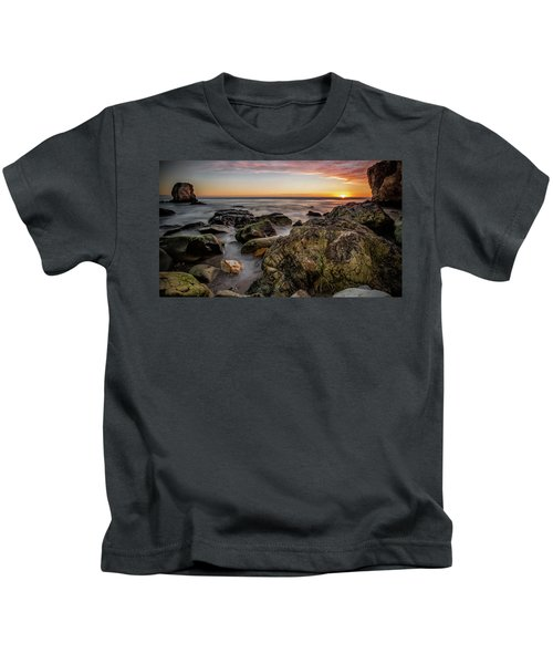 Horizon Glow Kids T-Shirt