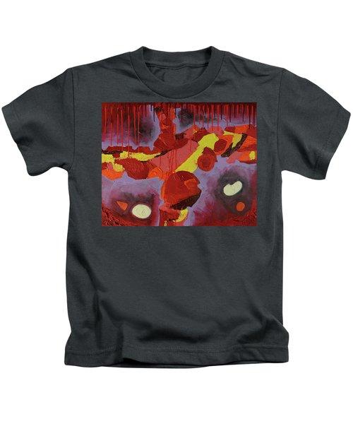 Hot Red Kids T-Shirt