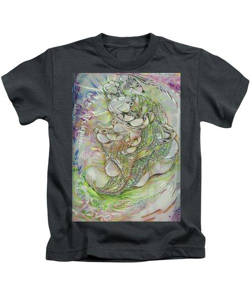 I Am Of The Sky Kids T-Shirt