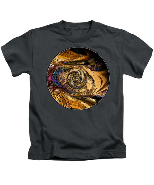 I See Said The Soul To The Eye Kids T-Shirt