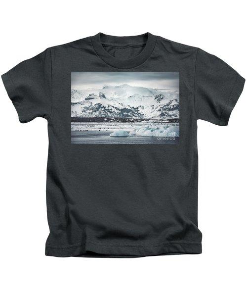 Ice Encounters Kids T-Shirt