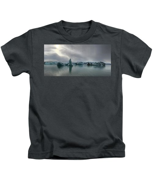 Ice Lagoon Kids T-Shirt