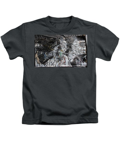 Immersed And Flawed By Cash Flow Kids T-Shirt
