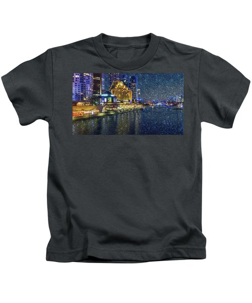 Impression Of Melbourne Kids T-Shirt