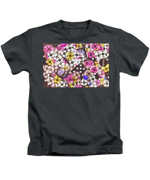 In Casino Colors Kids T-Shirt