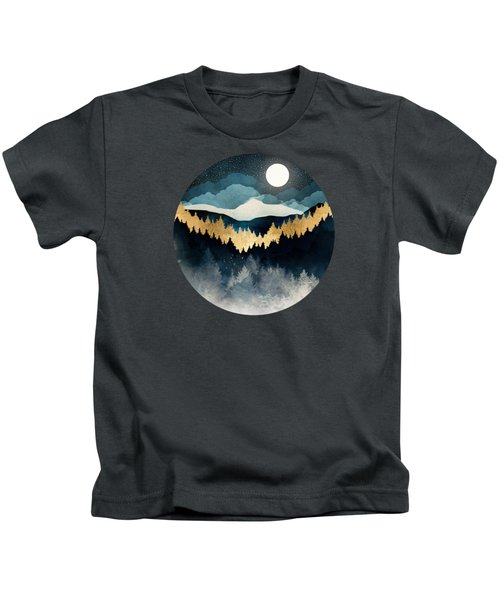 Indigo Night Kids T-Shirt