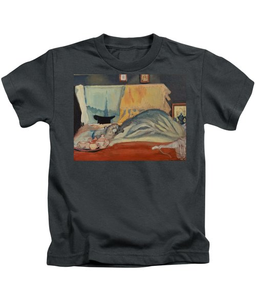 Inspired By Mary Kids T-Shirt