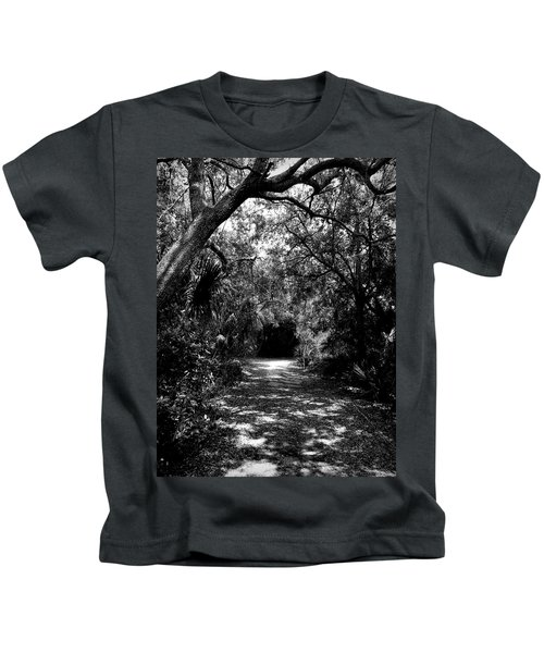Into The Darkness Kids T-Shirt