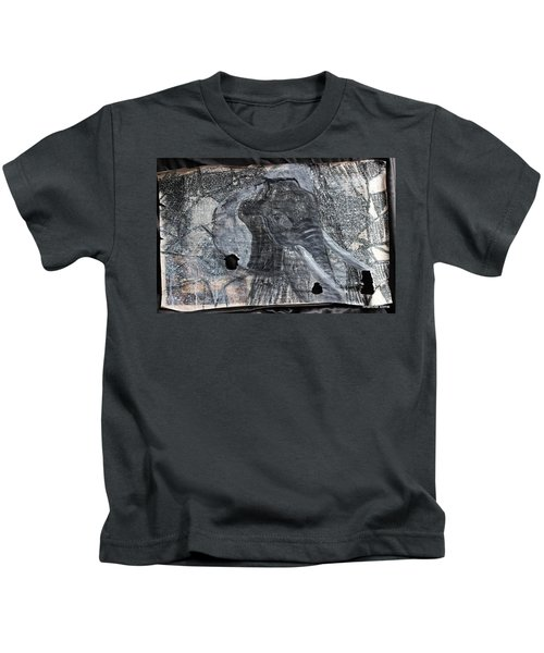 Isn't There Always An Elephant That No One Can See Kids T-Shirt